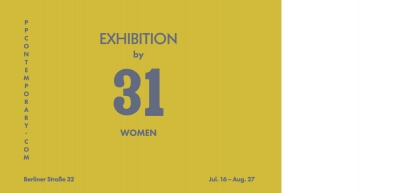 PPC Exhibitionby31women 2016